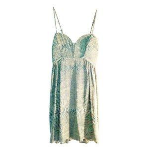 100 % SILK Parker Dress